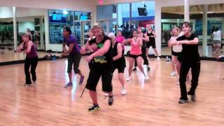 Zumba- Moves like Jagger
