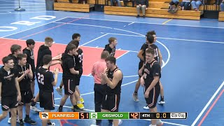 ECC Semifinal Highlights: Plainfield 51, Griswold 42