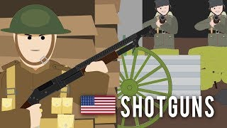 Shotguns (World War I)