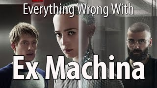 Download Youtube: Everything Wrong With Ex Machina 11 Minutes Or Less