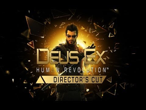Deus Ex: Human Revolution Director's Cut - Графон