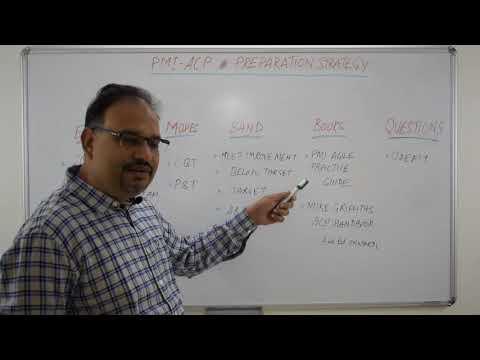 PMI ACP Exam Preparation Strategy - YouTube