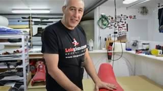 Motosx1000 : Asientos Top Lolo Pamanes  ¿Como Se Hacen?