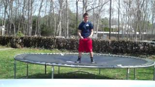 Trampoline Wakeboard Moves