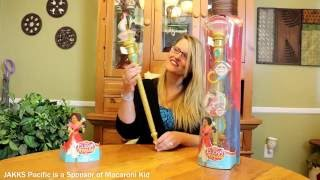 Disney Elena Of Avalor Magical Scepter Of Light  By Jakks Pacific Toy Review Unboxing Demo