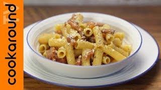 The Gricia (pasta dish) / Traditional recipe