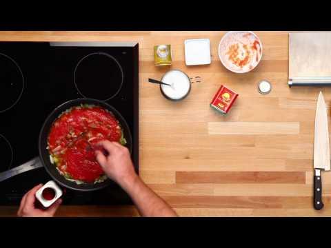 Salsa de Tomate al Pimentón La Chinata -Smoked Paprika Tomato Sauce