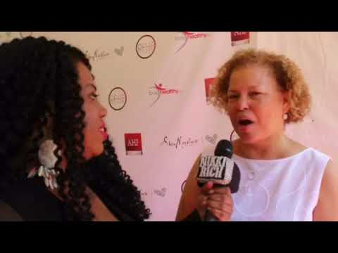 Nikki Rich Show live with Deborah Lee CEO of BET Networks