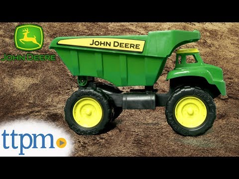 John Deere Big Scoop Dump Truck from TOMY