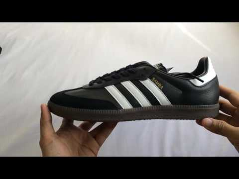 Unboxing Adidas Samba OG Black 2017 Mp3