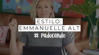 EMMANUELLE ALT E COMO SER SEXY SEM ESFORÇO