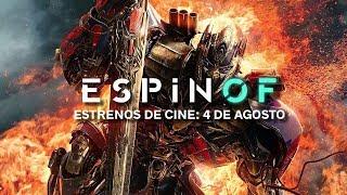 Estrenos de cine: el regreso de los 'Transformers', la atómica Charlize Theron y un truco de magia