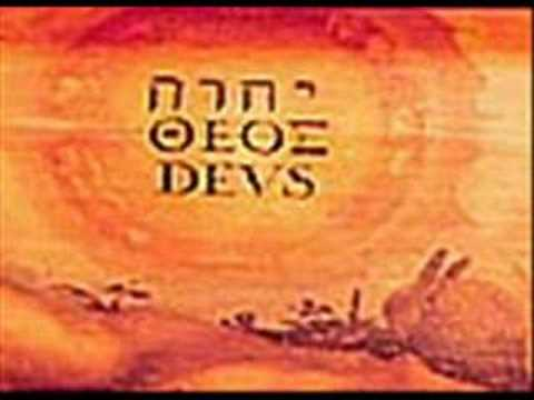 The Divine Name YHWH Jehovah