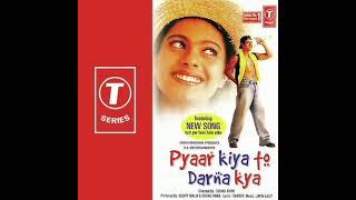 odh li  chunriya Kumar sanu ❤️ Alka yagnik pyar Kiya to darna kya audio song