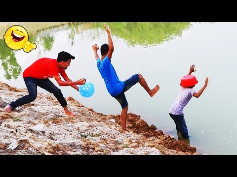 Must Watch New Funny😂 😂Comedy Videos 2019 - Episode 41 || Binodon Bajar