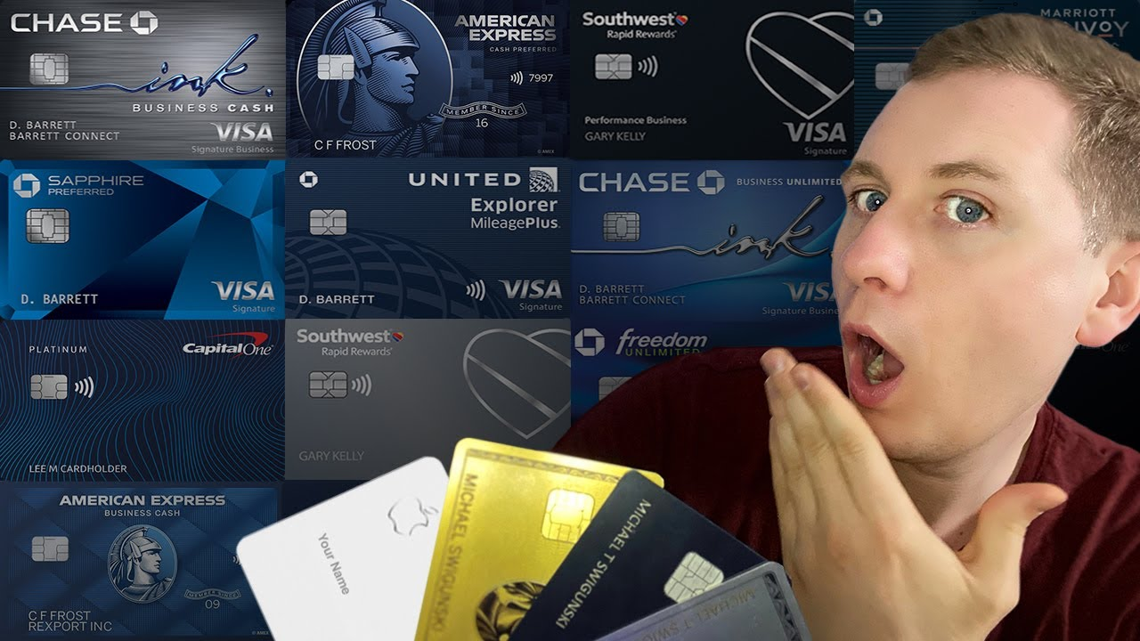 Why I Have 25 Credit Cards ... thumbnail