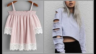 DIY Clothes Life Hacks How To Make Your Clothes New Again