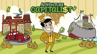 HOW TO BECOME THE RICHEST MAN ON EARTH   AdVenture Capitalist