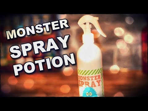 How To Make An Anti-Monster Spray Potion