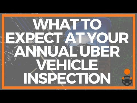 Uber Vehicle Inspection Experience and Review