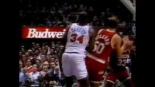 NBA on NBC - 1994 NBA Finals Game 5 Intro - Rockets vs Knicks