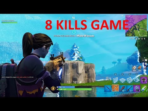 Tournament play with 8 kills (Season 6)
