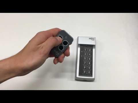 Apprentissage du clavier extérieur sans fil DIAG46MCX
