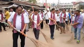 preview picture of video 'KAAC Swachh Bharat Ahijan Activites on 2018'
