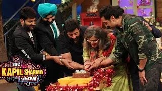 The Kapil Sharma Show  26th March 2017  Full Launch Event  Sony Tv Kapil Sharma Comedy Show