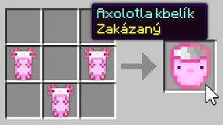 Přidal jsem ZAKÁZANÉ věci do Minecraftu...