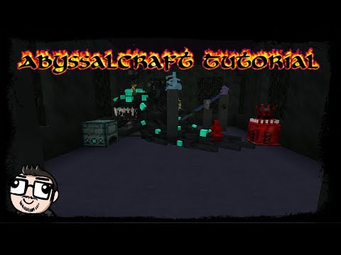 AbyssalCraft Tutorial For Project Ozone 3 Quest - Stomp The