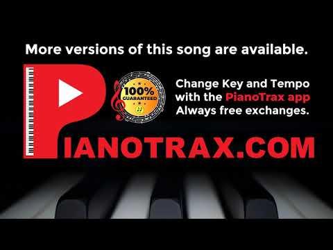 Wanna Sing A Show Tune - Ray Jessel Piano Karaoke Backing Track - Key: D