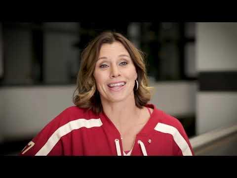 Catriona Le May Doan explains why she loves Ringette!