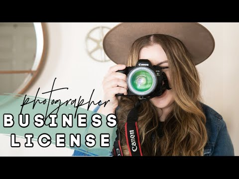 , title : 'PHOTOGRAPHERS! HOW TO GET YOUR BUSINESS LICENSE | Fictitious business name
