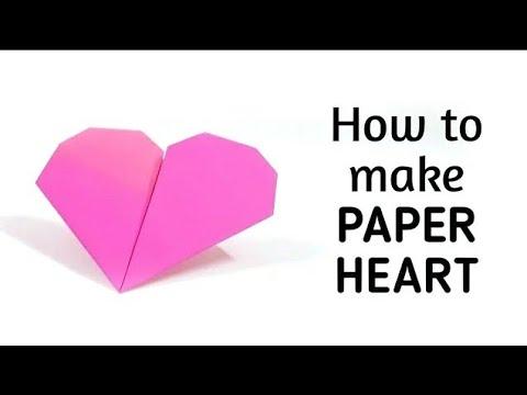 DIY: flowers from paper/Blumen aus Papier... Origami - YouTube | 360x480