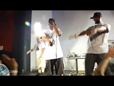 Big Knuckx & SiNn Black & White Birthday Bash/Bash Cypher