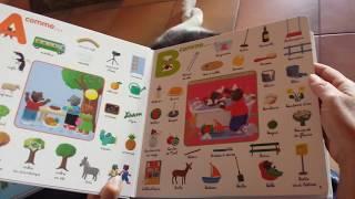 """Présentation de 2 livres enfants en vente chez BOUTICPRIVE """" Vive le CP """" et """"L'A"""