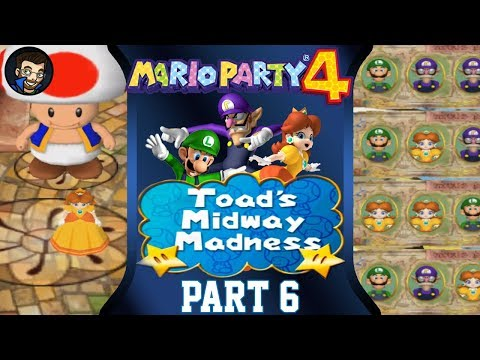 Download Mario Party 4 Toads Midway Madness Part 7 Mp4 & 3gp