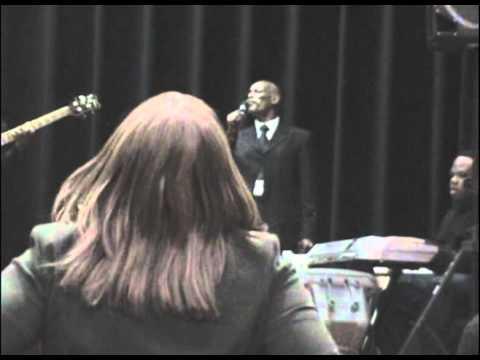 """Reginald Lowe Singing """"People Get Ready"""""""