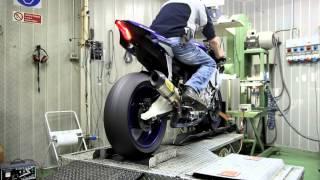 Arrow Exhaust 2015 Yamaha R1 - Dragon
