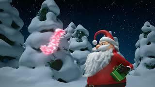 Eu vou Criar Vídeo 3D De Natal C\ Sua Logo Apenas 20 Reais
