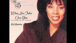 Donna Summer - 03 - When Love Takes Over You (Instrumental)