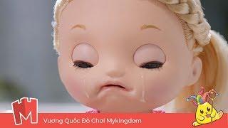 Đồ chơi búp bê Baby Alive | Sản phẩm mới Bé Cưng Mít Ướt