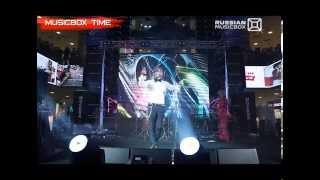 """MUSICBOX TIME в ТРЦ """"Европейский"""". Концерт 8 марта"""