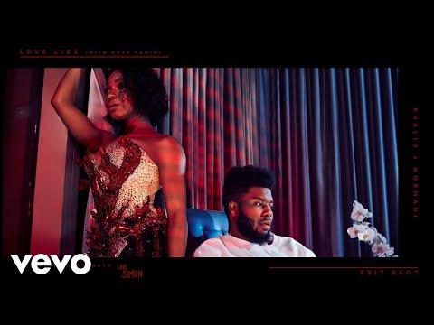 Khalid & Normani - Love Lies ft. Rick Ross (Remix) (Audio)