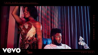 Khalid & Normani   Love Lies Ft. Rick Ross (Remix) (Audio)
