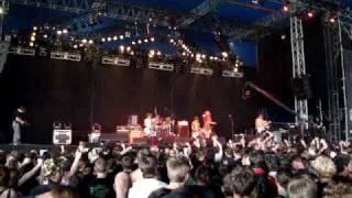 Strike Anywhere - Instinct live at Groezrock 2010