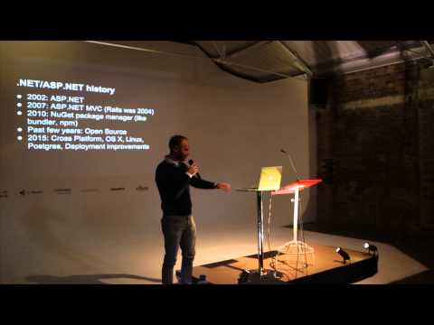 Monki Gras 2015 – Michael Friis: Danish Modern, The New .NET Language Evolution and The Nordics