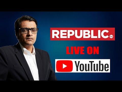 Watch Republic TV LIVE   English News 24x7 Live   Arnab Goswami Live