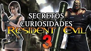 SECRETOS Y CURIOSIDADES DE RESIDENT EVIL 3 NEMESIS - MaxiLunaPMY